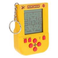 Fizz Creations Pac-Man Mini Retro Handheld Video Game Keychain