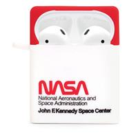 Thumbs Up NASA PowerSquad AirPods Case Logo