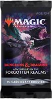 Wizards of The Coast Magic The Gathering - Adventures in the Forgotten Realms Draft Boosterpack