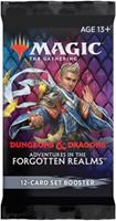 Wizards of The Coast Magic The Gathering - Adventures in the Forgotten Realms Set Boosterpack