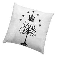 SD Toys Lord of the Rings Cushion White Tree Of Gondor 56 x 48 cm