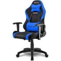 Sharkoon Gaming Seat SKILLER SGS20 Jr. Zwart, Blauw