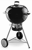 Weber Master-Touch GBS System Edition 57 cm Black