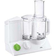 Braun FP 3010 ws/gn - Kitchen machine 600W FP 3010 ws/gn