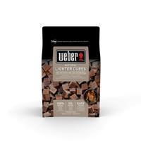Weber Aanmaakblokjes Accessoires voor Houtskoolbarbecues - Aanmaakblokjes - 48stuks