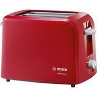 "Bosch TAT3A014 Broodrooster - CompactClass â"" Rood"