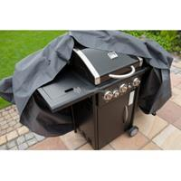 Nature Beschermhoes Gasbarbecue Grijs H90x165x63cm