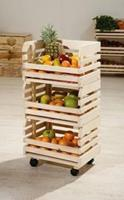 Interlinksas Fruits Keukentrolley