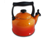 Le Creuset 2.1L Waterketel Tradition Oranje