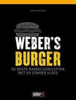"""Weber receptenboek """"'s Burger"""""""
