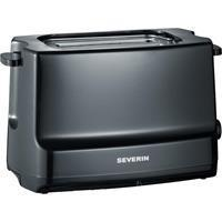 severin Toaster AT 2281 Bk-gy