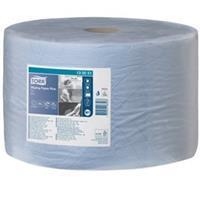 Wiping Paper Plus Roll Blue W1 130051