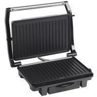 Bestron RVS panini grill ASW113S