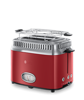 Russell Hobbs Retro Ribbon Red Broodrooster 21680-56