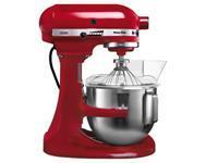 KitchenAid HeavyDuty K5 rood, H41 x B34 x L26, 230V / 325W