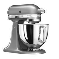kitchenaid keukenmachine 5KSM125ECU (Zilver)