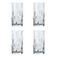 Shu Fa longdrinkglas - set van 4
