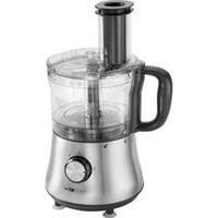 Clatronic Food Processor KM 3646 silver -