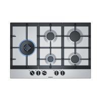 EC7A5SC90N inbouw gaskookplaat met StepFlame en Duo-Wokbrander