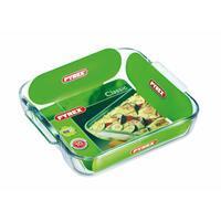Pyrex vierkante ovenschaal 21cm