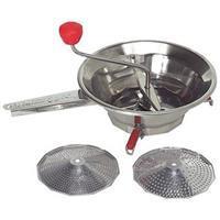 Kitchen Basics Passeerzeef 24 cm 3-delig
