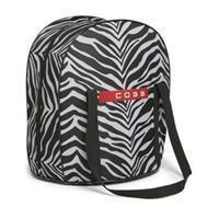 Cobb Tas XL Zebra - BBQ bescherming - Zwart/ Wit - Polyester - 306gram