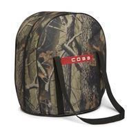 Cobb Tas XL Camouflage - BBQ bescherming - Groen/bruin - Polyester - 306gram