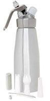 Slagroomspuit Aluminium 0.5 Liter
