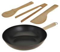 Excellent Houseware Wokset - 4 delig
