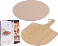 Excellent Houseware EH Pizza Bakset 2-Delig