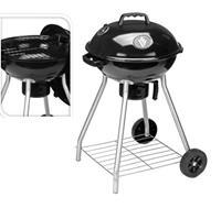 Excellent Houseware Houtskool barbecue Porto Alegre - zwart