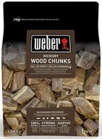 Weber Houtblokjes 1.5 kg Hickory