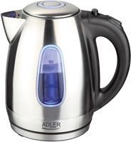 Adler AD 1223 RVS Waterkoker - 1,7 liter
