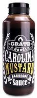 Grategoods Grate Goods Carolina Mustard Barbecue Sauce Knijpfles 265ml