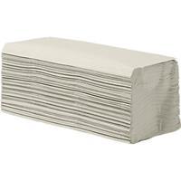 Tork Advanced H3 gevouwen papieren handdoeken. zz-vouw. 1-laags. 20 vel. grijs (doos 20 pakken)