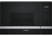 SIEMENS Magnetron met Grill  BE555LMS0 25 L Touch Control 1450W Zwart