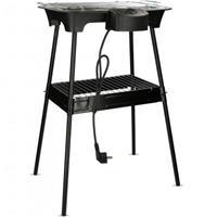 CD02822 Elektrische Barbecue 2000W Staand + Tafelmodel