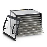 Excalibur 9 Tray Droogoven Stainless Steel