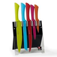 Richardson Sheffield 5-delig Keukenmessenblok Love Colour Original