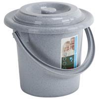 Curver Toiletemmer met deksel (5 liter)