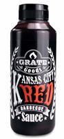 Grategoods Grate Goods Kansas City Red Barbecue Sauce Knijpfles 775ml