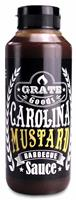 Grategoods Grate Goods Carolina Mustard Barbecue Sauce Knijpfles 775ml