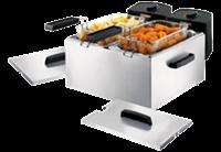 PRINCESS 183123 Double Fryer Friteuse