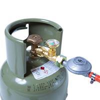 Bp Gasfleszekering voor propaangasflessen NL 21,8mm LH (G.5) GSNL1