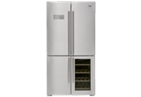 beko Side-By-Side GN1416220CX