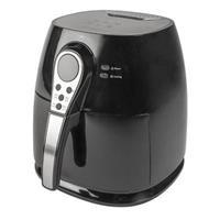 AZ-AF20 Digitale Hot Air Fryer Zwart 3L 1400W