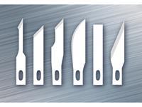 Reservemesjes scalpel