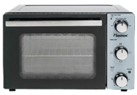 AOV20 Grill-Bakoven 1300W RVS/Zwart