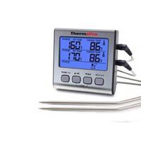 Dubbele Vleesthermometer Digitaal