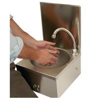 RVS handsfree wasbak